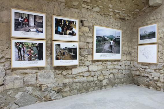 Centre d'art contemporain de Saint-Restitut - OLIVIER JOBARD, L'