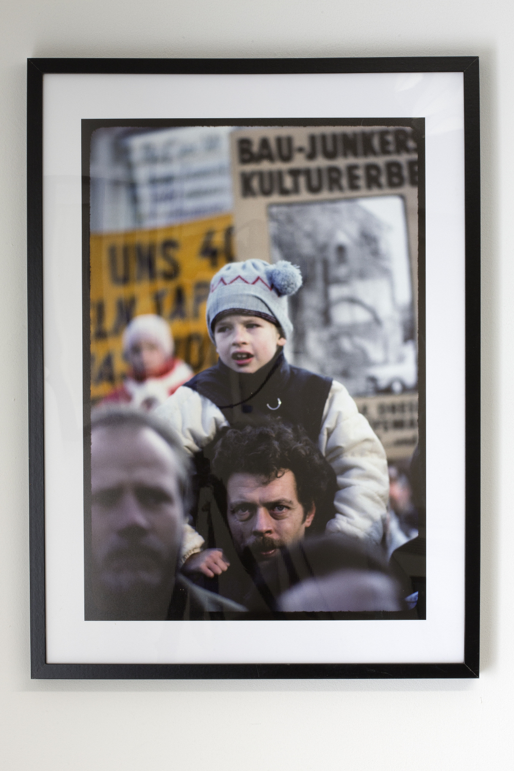 CAC St-Restitut exposition Stanley Greene