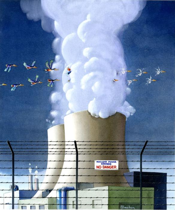 Centrale nucléaire - copie