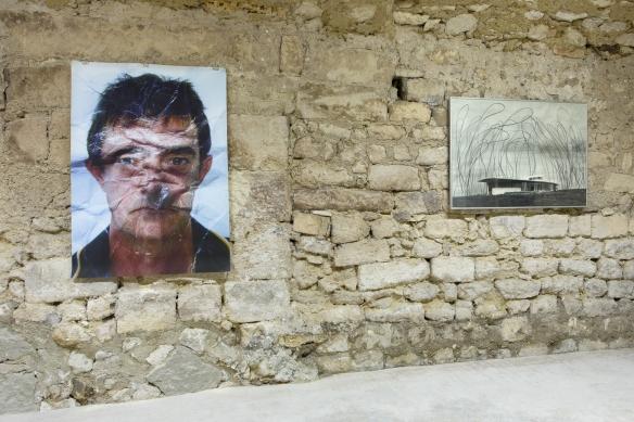 exposition collection LGR - CAC de St Restitut